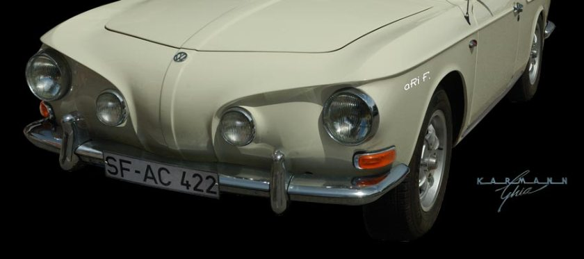 VW Karmann Ghia Typ 34 kaufen for sale