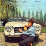 1961 Advertisment Lancia Flaminia Cabriolet