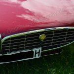 Jaguar E-Type Series III Roadster mit breiten Gitter-Kühlergrill