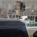 Kühlerfigur auf Citroën Traction Avant