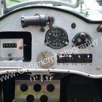 Alvis Speed 20 SA mit Halda Tripmaster für Geschicklichkeits-Rallyes