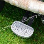 Alvis Speed 20 SA mit gußeisernem Trittbrett ALVIS