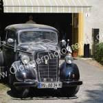 und Glück gehabt, der Opel 1397 konnte wieder mit eigenen 4 Rädern nach Hause fahren!