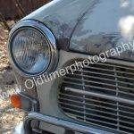 Volvo Amazon Frontdetail
