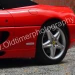 Ferrari F355 M5.2 Spider Heckansicht