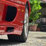 Ferrari F355 M5.2 Spider mit zwei seitlichen Lufteinlässen