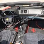 Ferrari F355 mit 6-Gang Kulissenschaltung