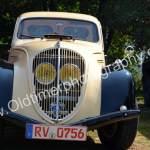 Peugeot 202 UH Camionette 1946-1949 war ebenfalls im Schlossgarten in Wolfegg zu sehen