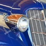 1936 Auburn 852 Supercharged Speedster mit Teardrop-Scheinwerfer