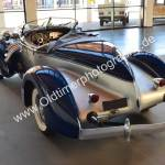 1936 Auburn 852 Supercharged Speedster on a Classic Car Meeting