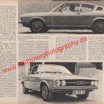 Audi 100 Coupé S Seite 26-27