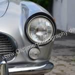 Auto Union 1000 SE millespecial Scheinwerfer und weißen Blinkern