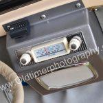 Original Philips-Radio in der Isetta