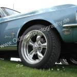 Ford Mustang 289 Seitenansicht