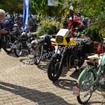 Biker-Parcour zur 5. Kressbronn Classics