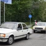 Einfahrt zur Registrierung mit Opel und Audi und usw.. usw.