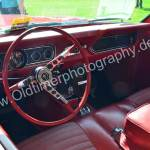 Ford Mustang 289 Series 1 Interieur
