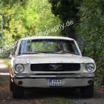 Ford Mustang auf der Kressbronn Classics und es war nicht der einzige!