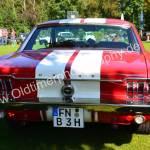 Ford Mustang... ein schöner Rücken kann auch entzücken!