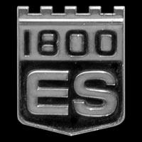 Logo Volvo P1800 ES