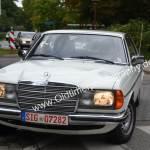 Mercedes-Benz W 123 der letzte-Chrome Benz
