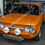 NSU 1200 TT in Originalfarbe