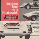 Porsche Carrera 6 in hobby 60er Jahre Seite 68-69