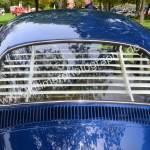 VW Käfer 1500 mit damals allseits beliebten und verstellbaren Jalousien im Heckfenster