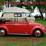 5. Kressbronn Classics am Samstag, 22. September 2018r