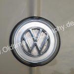 VW Logo vorne auf VW Karmann Ghia Typ 14