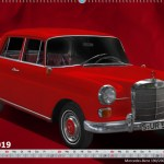 10 Mercedes-Benz W 110 Heckflosse