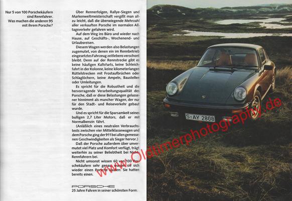 Porsche 911 G-Modell ams Heft 11-25