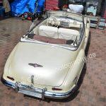 1947 Buick Super Convertible Ansicht von oben