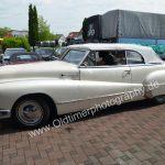 1947 Buick Super Convertible mit geschlossener Persenning