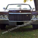 "1970 Cadillac DeVille Convertible mit ""eggcrate"" grille"