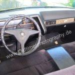 1970 Cadillac DeVille Convertible Interieur
