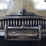 Buick Super Convertible mit gestanztem Kühlergrill