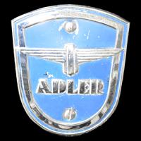 Logo Adler M 250 (1954-1958)