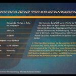 Mercedes-Benz W 25 Silberpfeil Kurzbeschreibung / short story