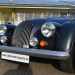 Morgan Plus 8 Frontdetailansicht