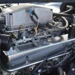Morgan Plus 8 mit wassergekühltem Achtzylinder-Viertakt-V-Motor P6B von Rover Zylinderdeckel