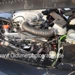 Morgan Plus 8 mit wassergekühltem Achtzylinder-Viertakt-V-Motor P6B von Rover
