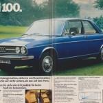 Audi 100 ams Heft 11 25. Mai 1974