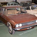 Audi 100 in achatbraun 1973-1977