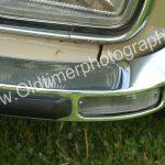 Audi 100 mit weißen Blinker 1968–1973