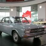 Audi 100 Karmann Cabriolet 1969 Copyright AUDI AG