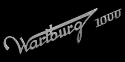 Logo Wartburg 1000