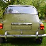 SAAB 96 Heckansicht / rear view 1969-1974