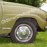SAAB 96 Seitenprofil / side view in front