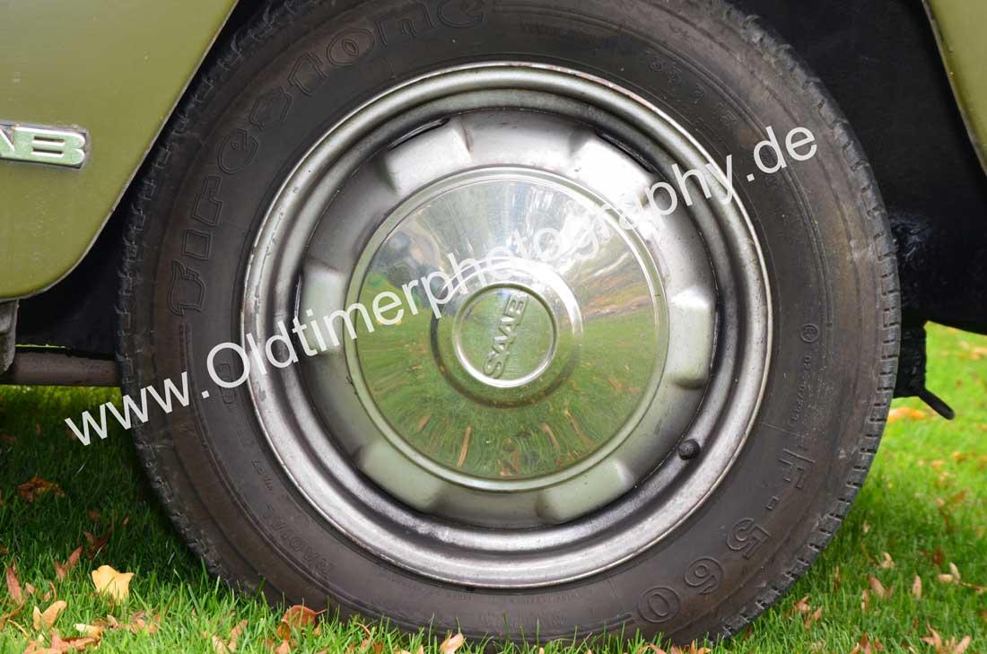 SAAB Radkappen / Wheel Caps